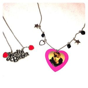 Justin Bieber Necklace Bundle